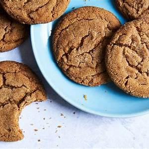 crisp-molasses-cookies-king-arthur-baking image
