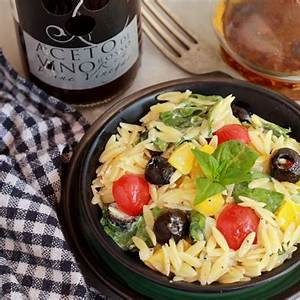 mediterranean-orzo-pasta-salad-with-feta-vinaigrette image