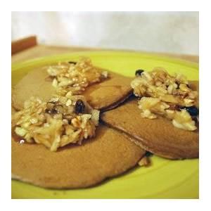 gingerbread-pancakes-with-apple-slaw-humorous-homemaking image