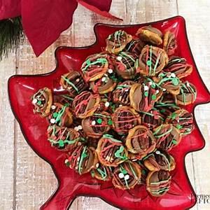 christmas-rolo-pretzel-turtle-recipe-an-easy-holiday image