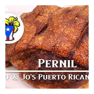 puerto-rican-pernil-easy-step-by-step-recipe-youtube image