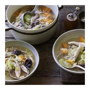 mary-berrys-cock-a-leekie-soup-recipe-bbc-food image
