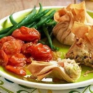 recipe-salmon-and-pea-filo-parcels-sainsburys image