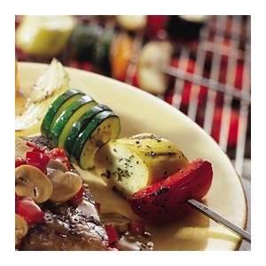 grilled-steaks-with-teriyaki-mushrooms-recipe-pillsburycom image