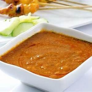 malay-coarse-peanut-sauce-kuah-satay-aroma-asian image
