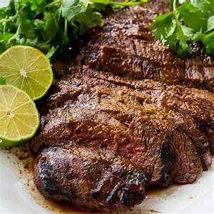 chipotle-lime-grilled-flank-steak-spicy-southern-kitchen image