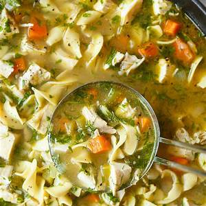 homestyle-chicken-noodle-soup-damn-delicious image