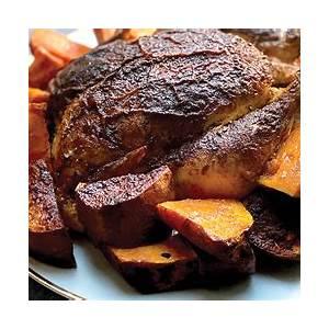 roasted-cinnamon-chicken-sweet-potatoes-the-greek-foodie image