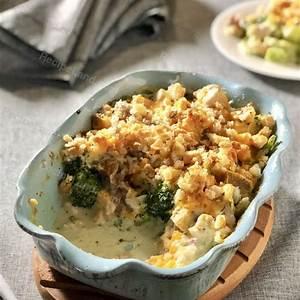 favorite-turkey-broccoli-casserole image