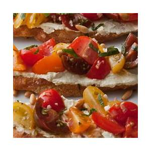 barefoot-contessa-tomato-crostini-with-whipped-feta image