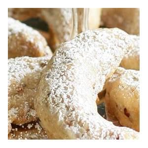 hazelnut-almond-crescents-recipe-finecooking image