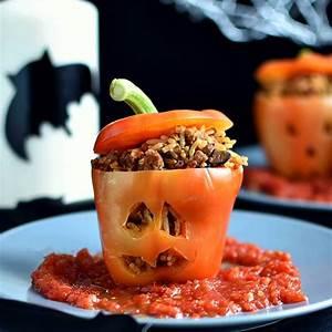 stuffed-halloween-jack-o-lantern-peppers image