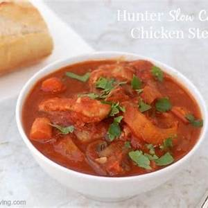 slow-cooker-chicken-cacciatore-stew-simple image