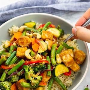 tofu-stir-fry-vegan-heaven image