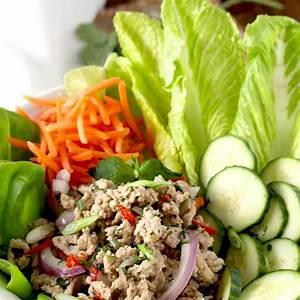thai-chicken-larb-recipe-larb-fai-lemon-blossoms image
