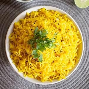 simple-lemon-rice-recipe-masalaherbcom image