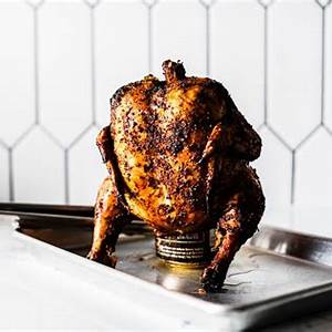 easy-and-delicious-beer-can-chicken image