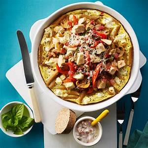 mediterranean-chicken-pasta-frittata-chickenca image
