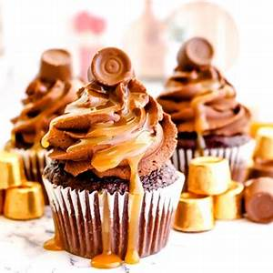 rolo-cupcakes-dixie-crystals image