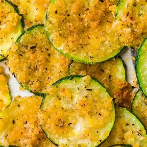 crispy-baked-zucchini-recipe-easy-and-cheesy-video image