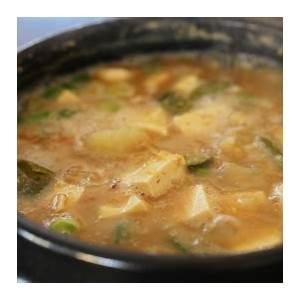 doenjang-jjigae-fermented-soybean-paste-stew image