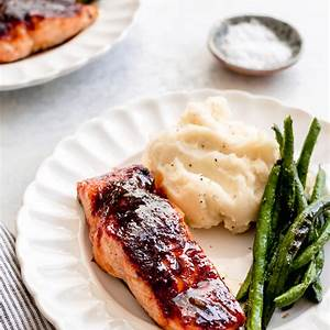 spicy-maple-glazed-salmon-recipe-little-spice-jar image