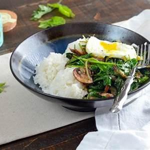 swiss-chard-leek-and-mushroom-rice-bowl-karista-bennett image