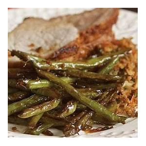 chinese-restaurant-style-sauted-green-beans image