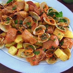 portuguese-pork-with-clams-food-from-portugal image
