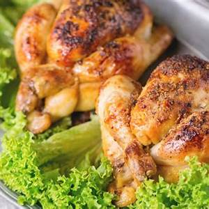 oven-roast-whole-chicken-with-white-wine-herbs image