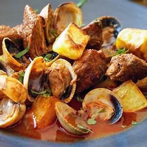 portuguese-pork-and-clams-porco-alentejana image