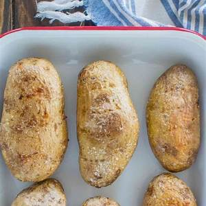 perfect-oven-baked-potatoes-recipe-crispy-roasted image