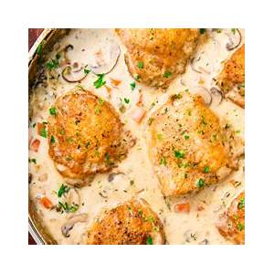 best-chicken-fricassee-recipe-how-to-make-delish image