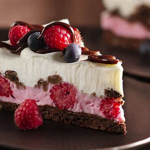 chocolate-and-berries-yogurt-dessert-recipe-ingredients image
