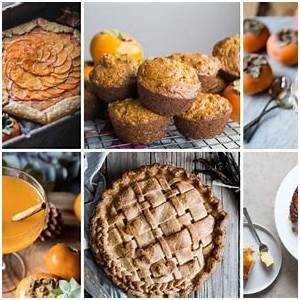 15-persimmon-recipes-cakes-pies-jam-cocktails-more image