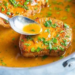 the-best-juicy-skillet-pork-chops-inspired-taste image