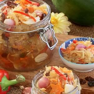atchara-green-papaya-relish-foxy-folksy image