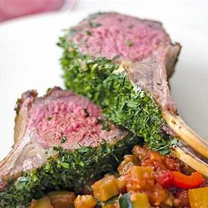 roasted-rack-of-lamb-with-parsley-dijon-and-chives image
