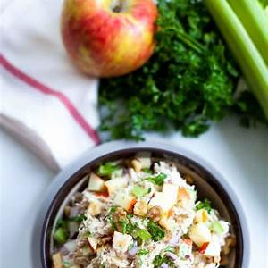chicken-salad-with-apples-and-walnuts-whole30-paleo image