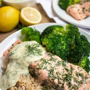 baked-salmon-with-lemon-mustard-dill-sauce image