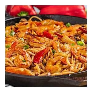 creamy-cajun-shrimp-pasta-thestayathomechefcom image
