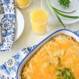 grits-sausage-breakfast-casserole image