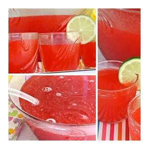 simple-party-fruit-punch-recipe-quick-easy-youtube image
