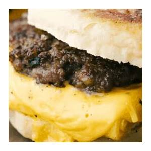 homemade-english-muffin-breakfast-sandwiches-the image