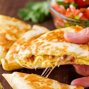 breakfast-quesadillas-3-easy-ways-video image