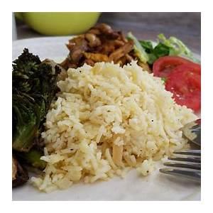 saffron-almond-rice-pilaf-recipes-we-cherish image