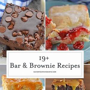 19-best-brownies-and-bar-recipes-easy-brownies-bar image