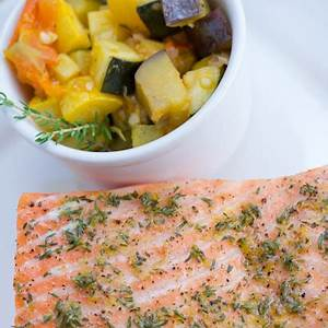 slow-baked-salmon-with-lemon-and-thyme image