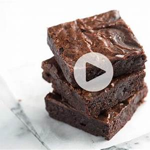 easy-fudgy-brownies-from-scratch-our-favorite image