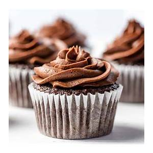 the-most-amazing-chocolate-cupcake image